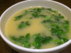 愛ちゃんが大好きなスープ。