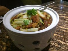 豚角煮系の「提督官府墩菜」は日本人にも合う味で48元。