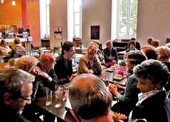 La Cafétaria du Musée des Beaux-arts