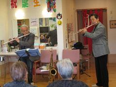 「ヨシダ&タカ」では、映画音楽~ジャズを