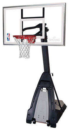 Spalding Residential Basketball Backstop