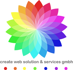 Logo Create Web Soluution & Services GmbH