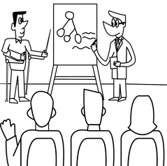 Teaching und Micro-Inputs für Change und Teamentwicklung