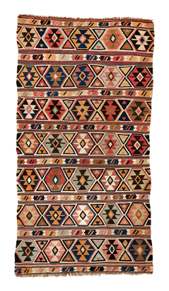Antique kilim, magasin en Suisse, kilimmesoftly.ch, antik Kelim Shirvan, Laden in Zürich
