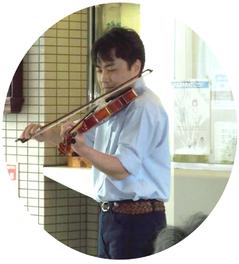 高倉先生バイオリン