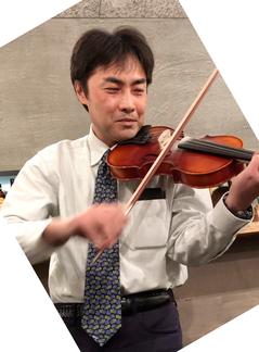高倉先生バイオリン忘年会