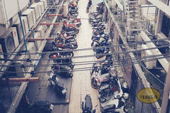 Bangkok ・ Herzlich Willkommen