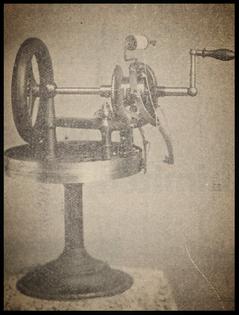 US Patent 6.766   (October  2, 1849)  Blodgett & Lerow