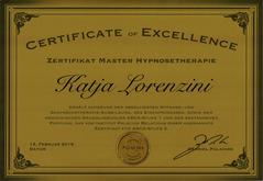 Zert. Master Hypnosetherapie