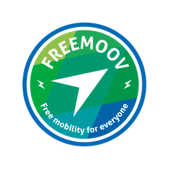 logo freemoov en couleurs