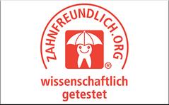 Empfehlung vom Zahnarzt: Zahnfreundliche Süßigkeiten! (© zahnfreundlich.org)