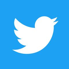 Twitter公式アカウント作りました!