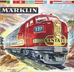 1961-62 Märklin Katalog DE