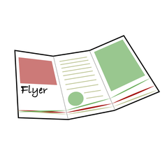 Grafik/Flyer/Faltblatt/Folder/Flugblatt