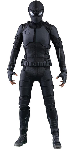 Spiderman,Far from home,Stealth Suit,Peter Parker,Hot Toys, Sideshow,Infinity War,Avenger endgame, Marvels,Masterpiece Actionfigur,1/6,Life-Size,kaufen,buy,