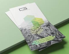 Création de l'identité visuelle pour une avocate bordelaise