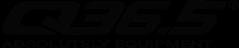 イタリア製、最高級サイクリングウェアブランド、Q36.5のロゴ