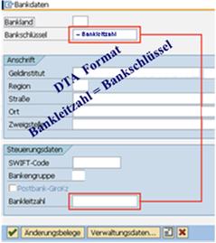 SEPA SAP Geschäftspartner www.hettwer-beratung.de