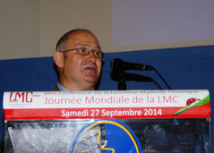 Pr Patrick AUBERGER recherche C3M INSERM Nice Conférence LMC France Patients experts regards croisés 27 Septembre 2014 TIMONE MARSEILLE LEUCEMIE MYELOIDE CHRONIQUE JOURNEE MONDIALE WORLD CML DAY