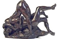 nouveausculpteur   sculptures   Auguste Rodin. érotiques couple femmes nues