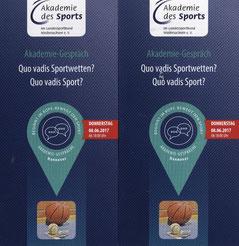 Akademie des Sports im LandesSportBund Niedersachsen: Akademie ...
