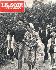 Soir Illustré Août 1963