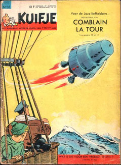 Le journal Tintin n° 31