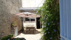 gite à Ferrals des corbières (Aude)