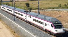поезд в Толедо