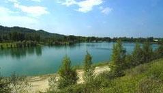 Rando autour du lac