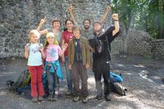 Eroberung der Wildenburg