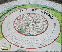 Puy de l'Arbre à Montsalvy