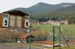 Elfmeterschießen? - Der SV Schönthal siegte am Fuße des Ossers gegen den SV Lohberg nach regulärer Spielzeit mit 6:5.