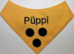Blindenhalstuch, blinder Hund, Handicap, blind,Blinden Logo, blinder Hund, Halstuch für blinden Hund