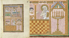Rich Bernwald Gospels Menorah Zechariah