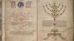 Petrus Pictaviensis menorah, Compedium genealogia Christi