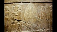 Tree of Life Menorah, Christmas tree menorah, Christmas Persia Babylon Tree, Persepolis