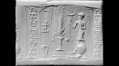 Babylonian Tree of Life Menorah, 2000 BC, Turkey