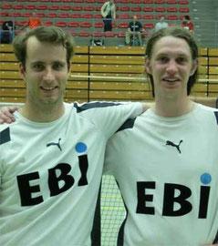 Tobias Haumann und Ingo Steinert