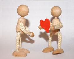 Psychotherapeut Bierhals aus Bamberg unterstütz Paare darin, gemeinsam Stress zu bewältigen.