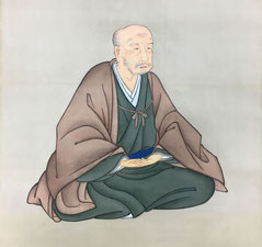 宗 竺(三井八郎右衛門高平) 肖像画