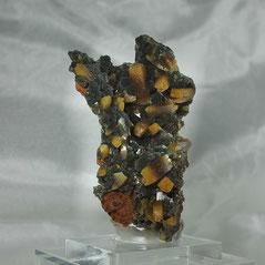 Wulfenite Mimetite Ojuela Mine Mexico