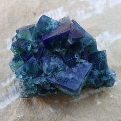 Fluorite Rogerley Mine UK
