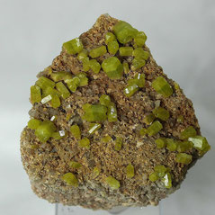 Pyromorphite Tanzfleck Germany
