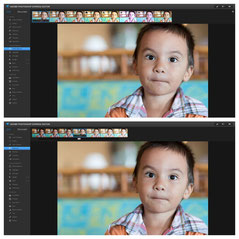 Adobe Photoshop Express an useless photo online editor