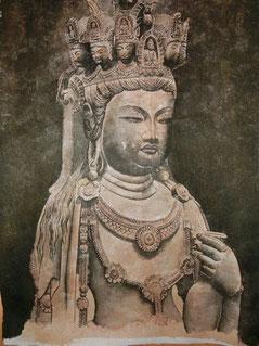 法隆寺 観音菩薩立像
