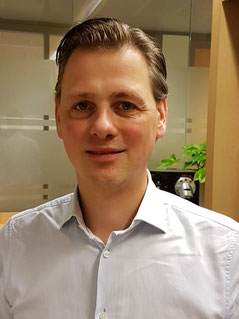 Rogier Spoel, policy manager evofenedex and European Shippers' Council  -  photo: ms