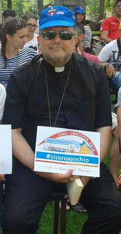Tommaso Valentinetti, Vescovo