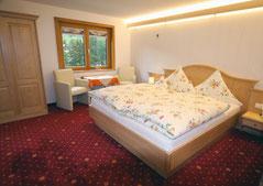 Zimmer Ifen im Gästehaus Claudia, Kleinwalsertal