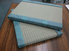 い草目積表のミニ畳